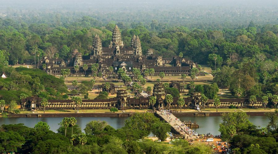 places to visit cambodia