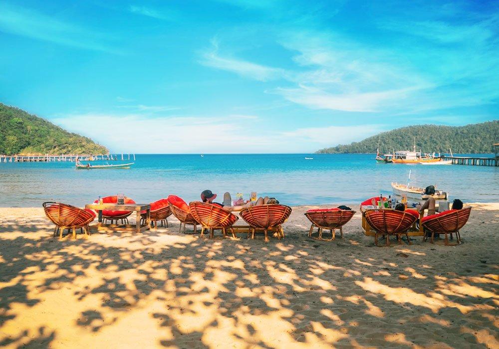 best beach in cambodia