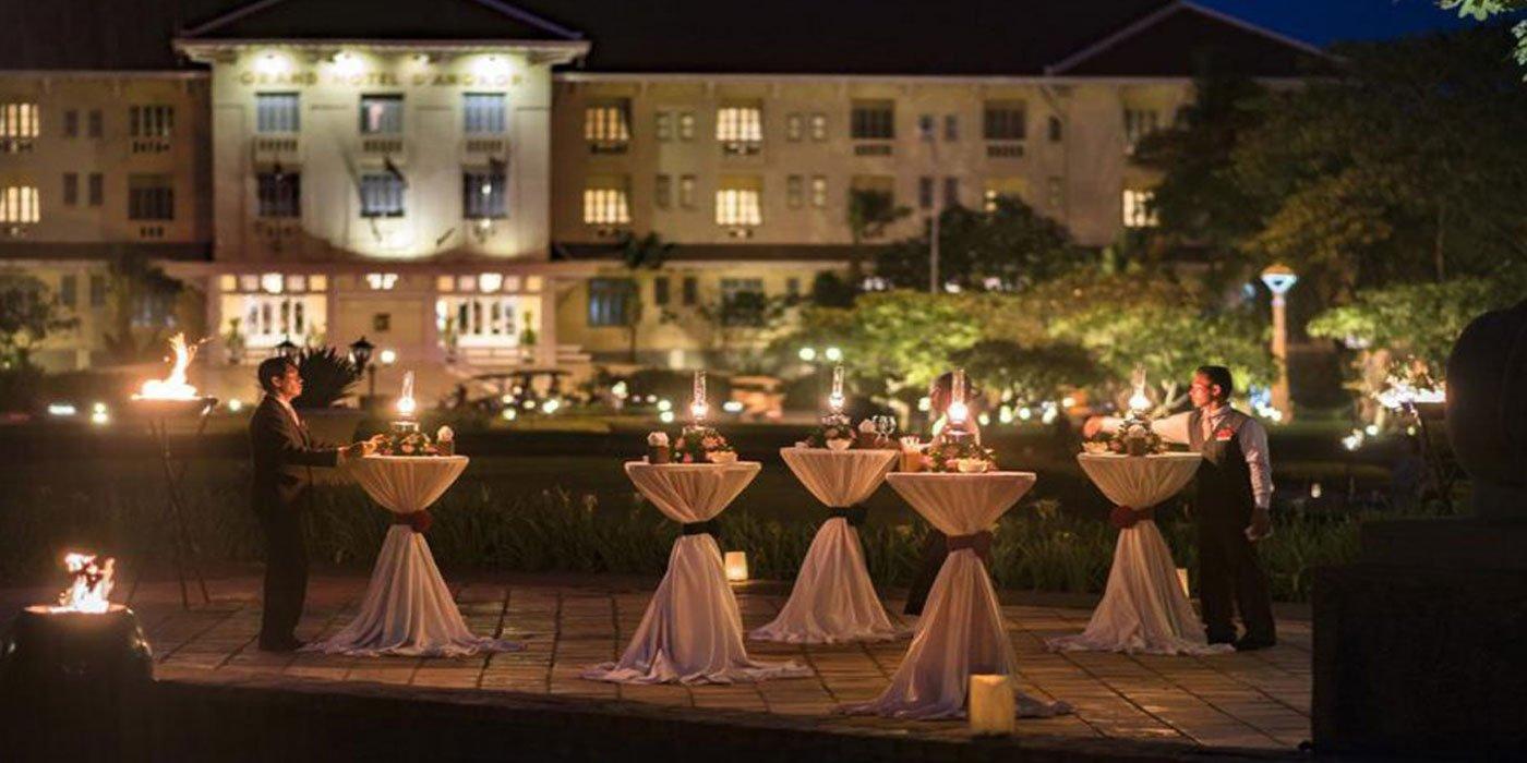 Raffles Grand Hotel D'Angkor,